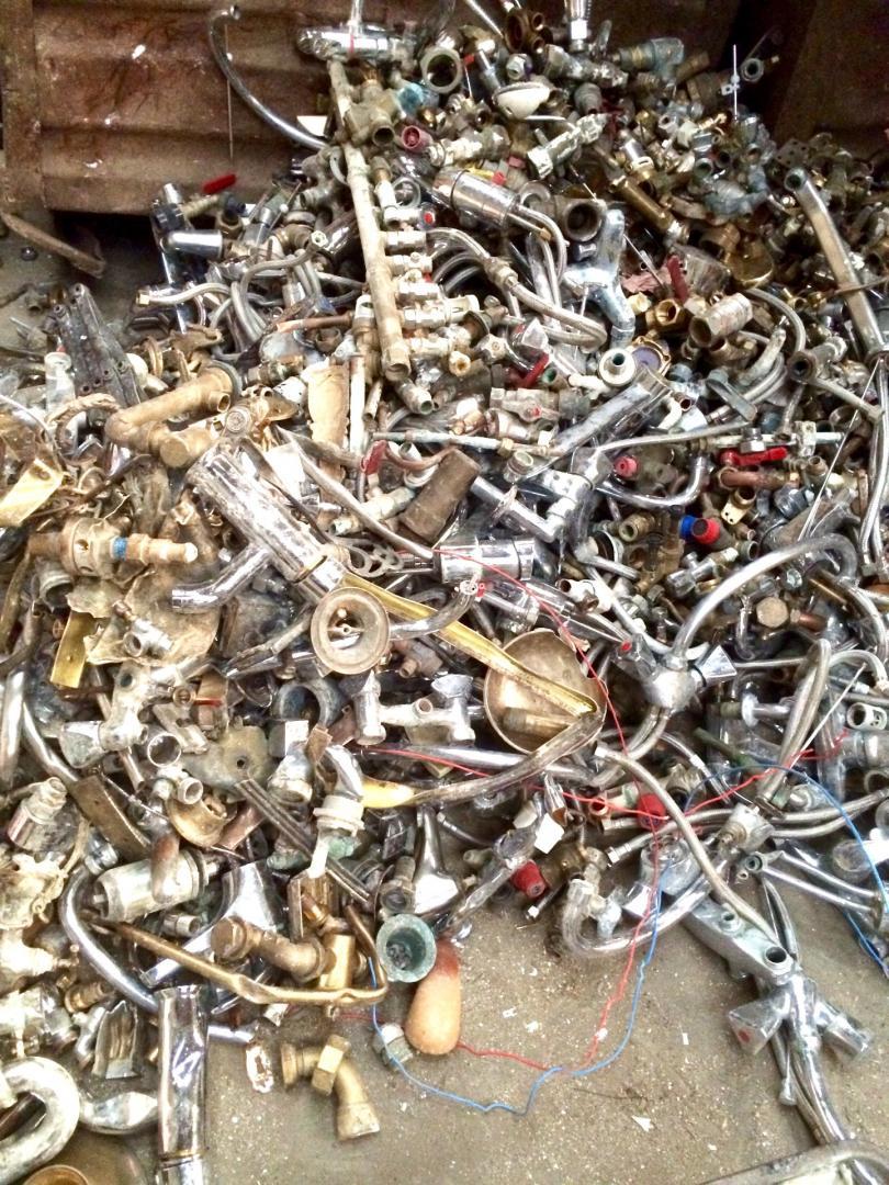 Achat métaux, Montpellier - RICHARD RECUPERATION – Achat fer
